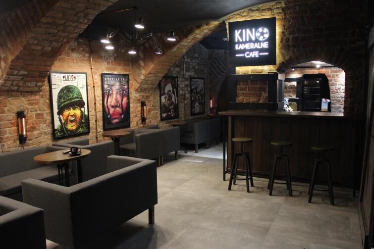 Kino Kameralne Cafe