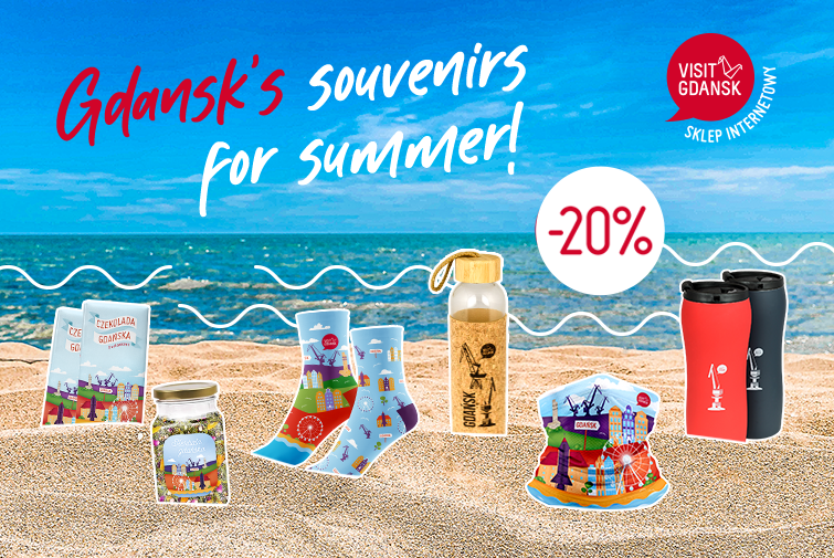 Summer in Gdansk - new bargains
