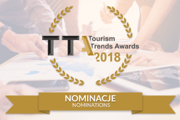 Znamy finalistów Tourism Trends Awards 2018!