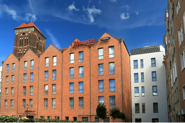 Hampton by Hilton Gdańsk Old Town