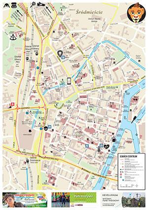 Mapa Hewelion