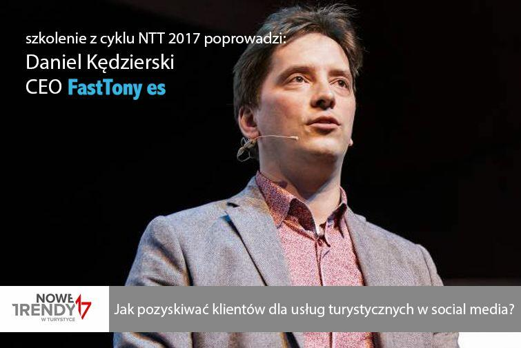 Szkolenie Daniel Kędzierski