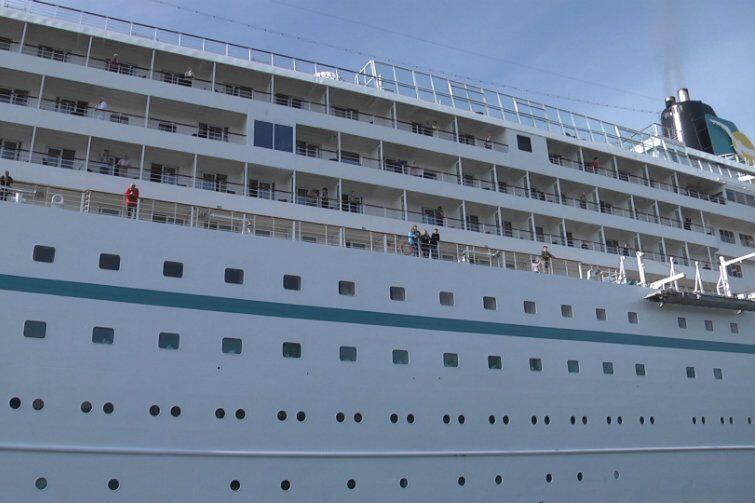 Amadea na początek. Zawita 29 statków pasażerskich