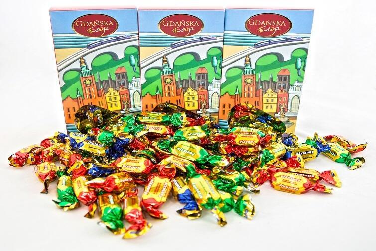 Gdańska linia słodyczy z nowym produktem na lato!