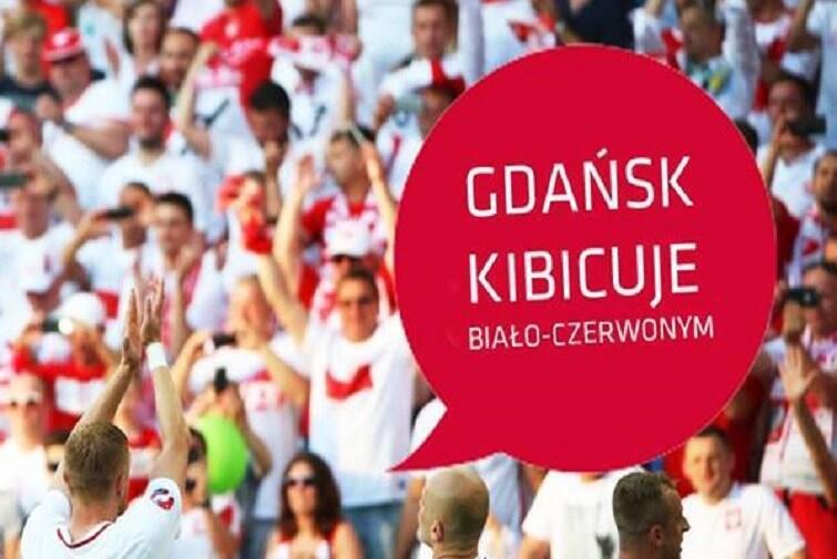 Gdańsk wspiera Biało-Czerwonych – zapraszamy na wspólne oglądanie meczów!