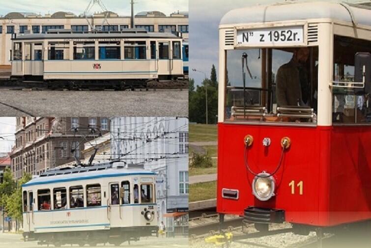 Zabytkowym tramwajem zwiedzamy Gdańsk