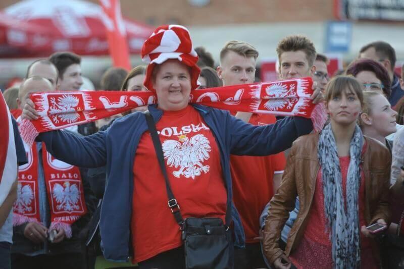 Polska – Portugalia już dzisiaj! Zapraszamy na Targ Węglowy od godz. 18:00, na wspólne kibicowanie!