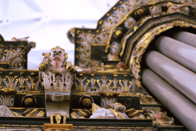 Organy Bazyliki Mariackiej