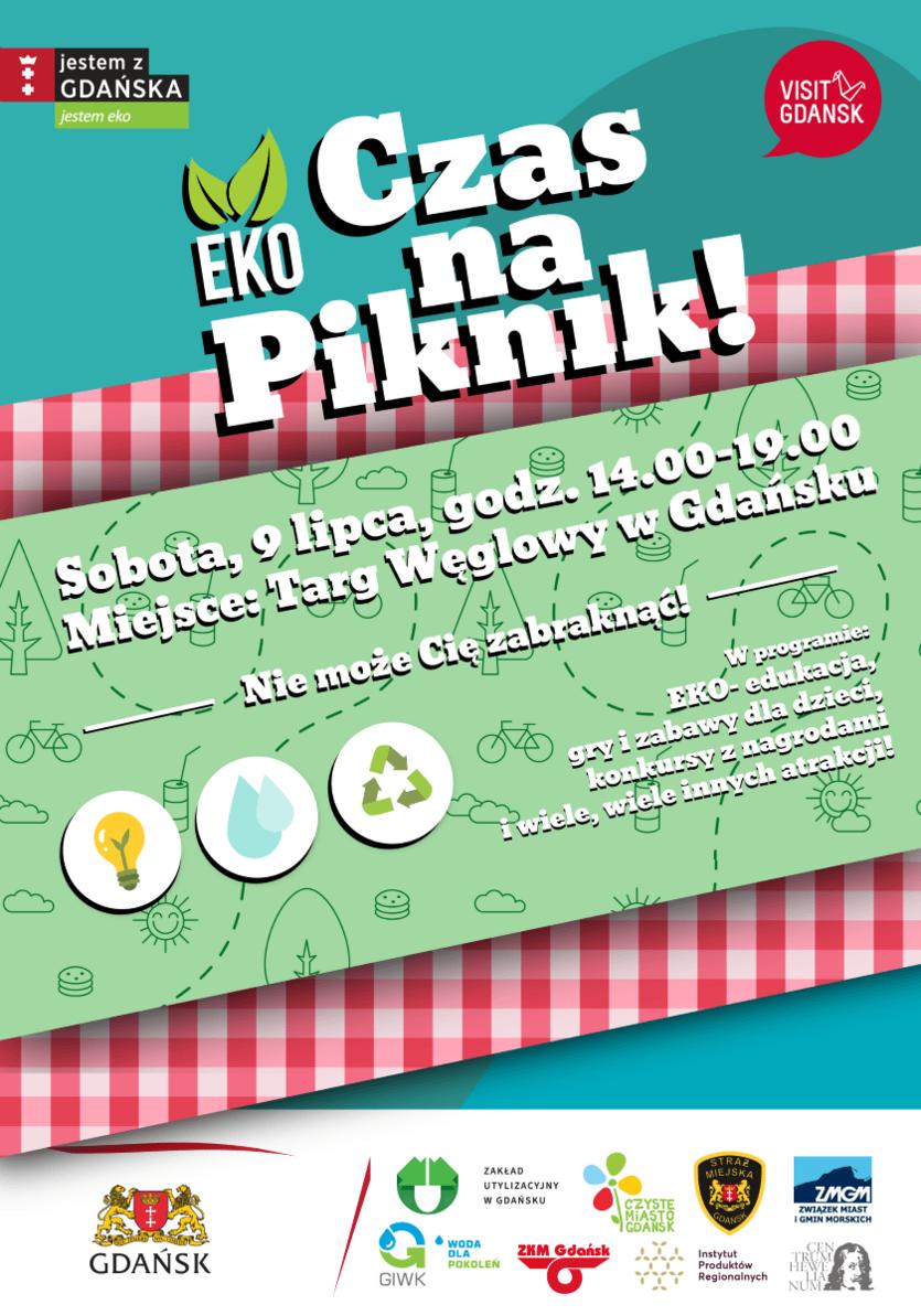 Jestem z Gdańska jestem eko/ Eko-Piknik