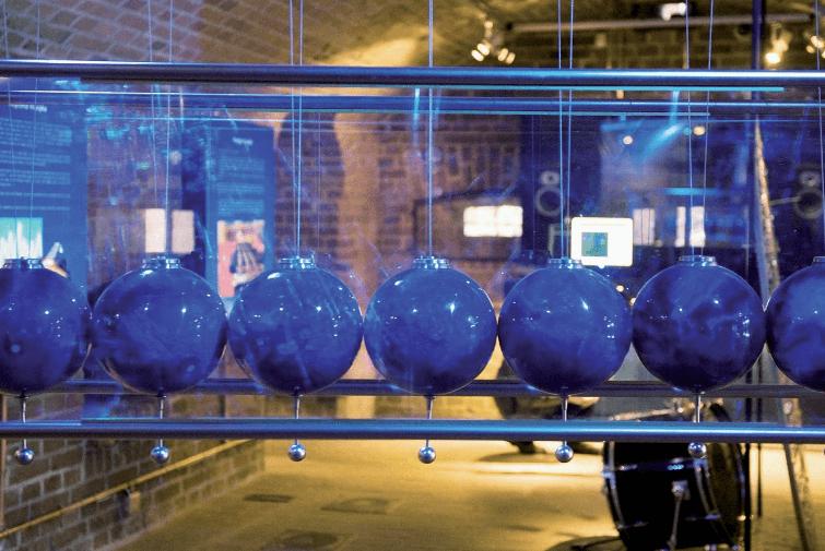 Wystawa Z energią  w Centrum Hewelianum