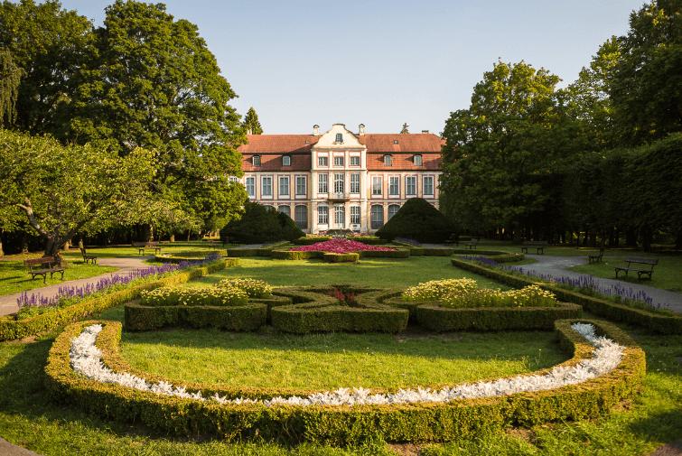 Pałac Opatów w Oliwie - Oddział Sztuki Nowoczesnej Muzeum Narodowego