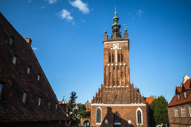 Muzeum Zegarów Wieżowych w kościele Św. Katarzyny
