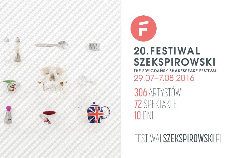 Trwa 20. Jubileuszowy Festiwal Szekspirowski!
