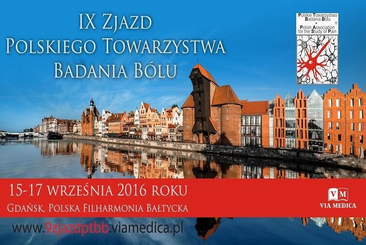 IX Zjazd Polskiego Towarzystwa Badania Bólu