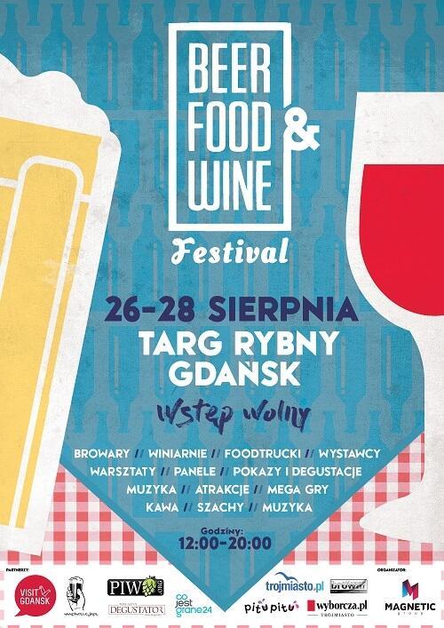 Beer Food & Wine