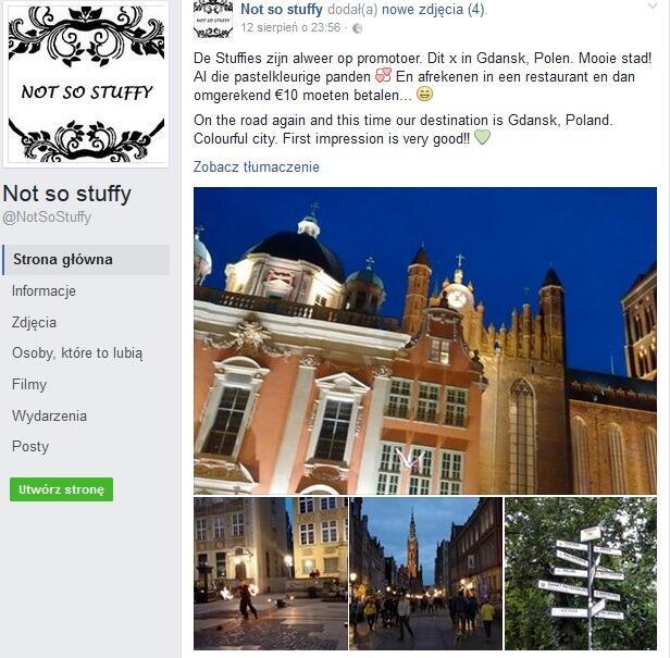 Gdańsk oczami blogerek