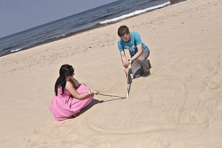 Gdańskie plaże