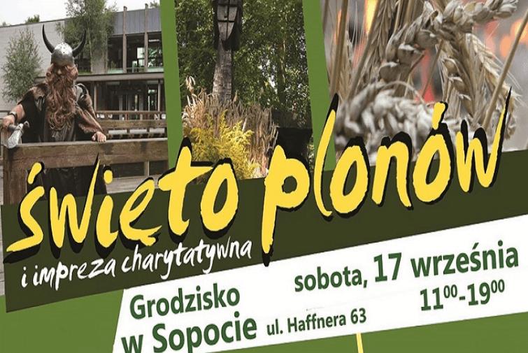 Święto Plonów na Grodzisku w Sopocie