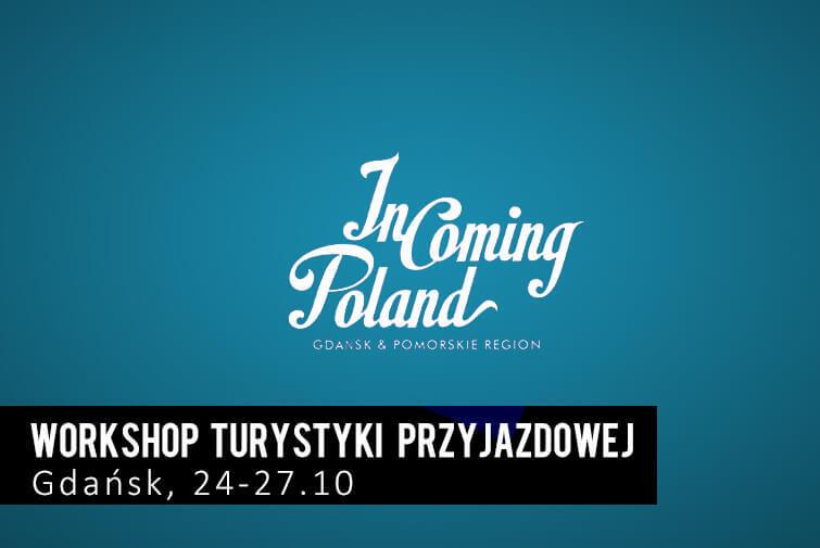 Zbliża się INcoming Poland 2016. Weź udział w wyjątkowych warsztatach!