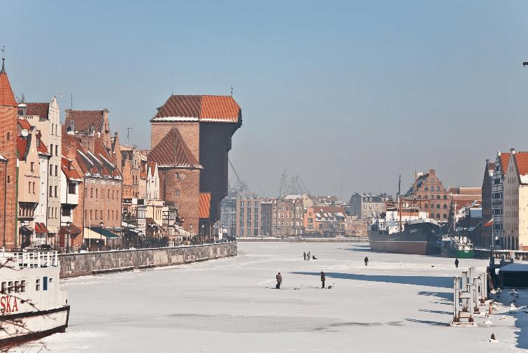 Gdańsk jest ciekawy niezależnie od pory roku!