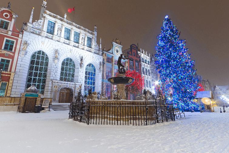 Gdzie się zatrzymać na Święta?