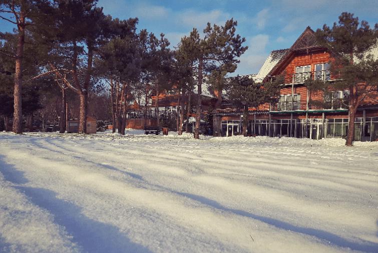 Zima w Hotelu Kozi Gród