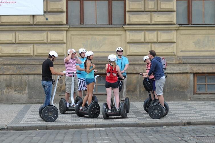 Nowy sposób na poznanie miasta- segway
