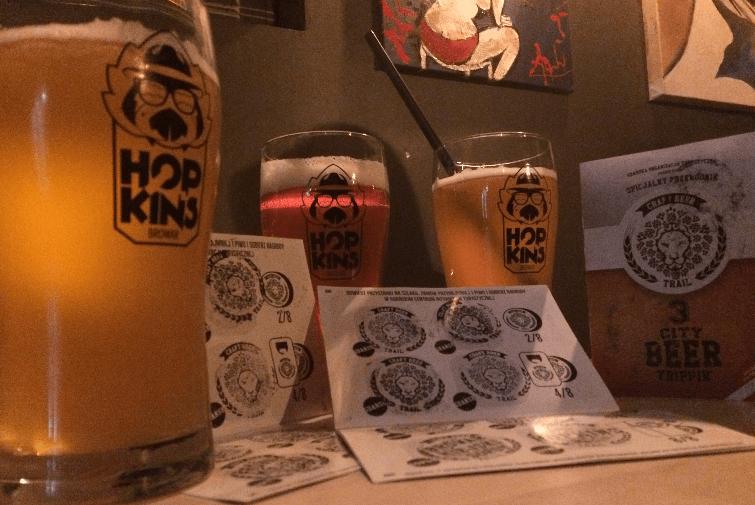 Szlakiem piwnym przez Trójmiasto…