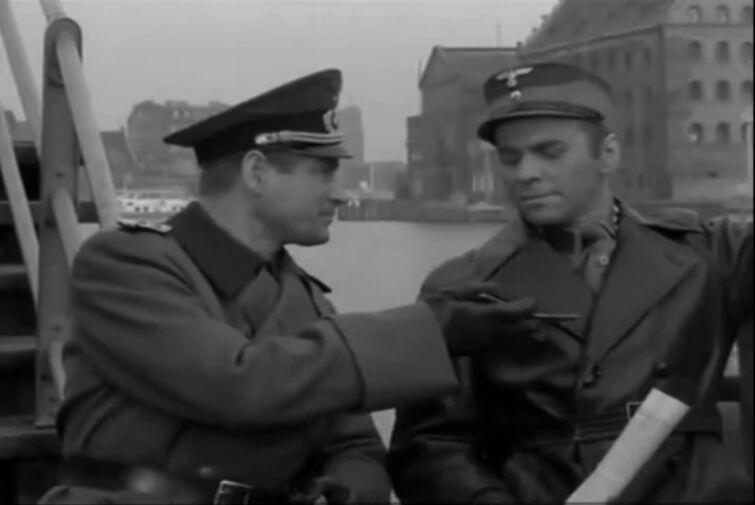 Kadr z filmu 'Stawka większa niż życie'