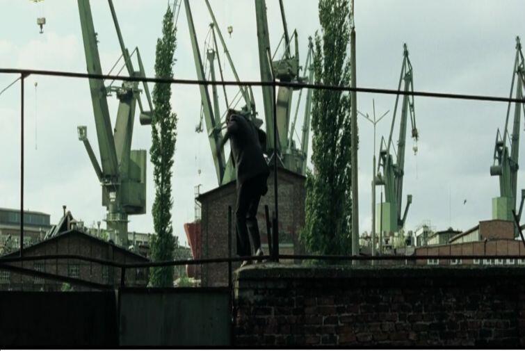 Kadr z filmu 'Wałęsa. Człowiek z Nadziei'