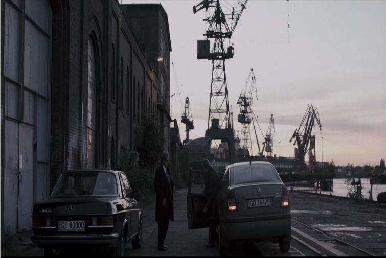 Kadr z filmu 'Układ zamknięty'
