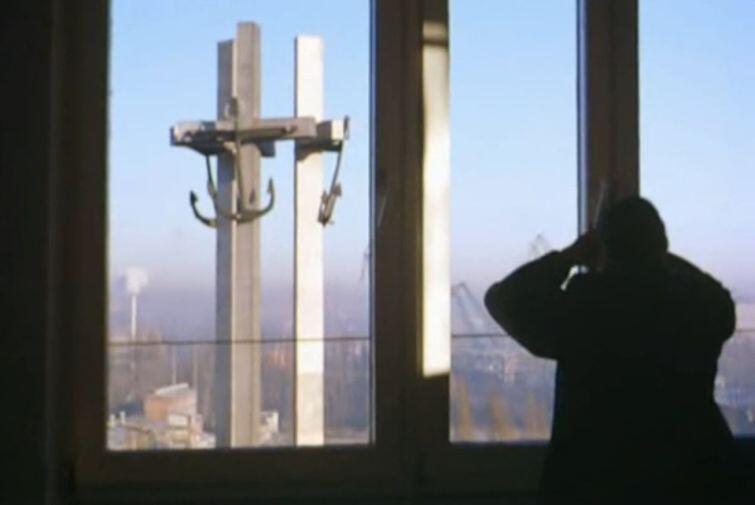 Kadr z filmu 'Szczęśliwego Nowego Jorku'