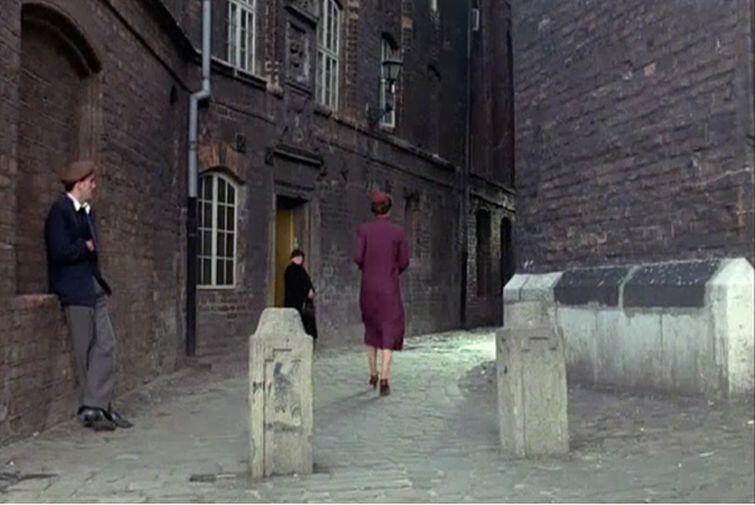 Kadr z filmu 'Blaszany Bębenek'