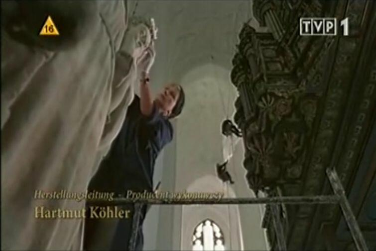 Kadr z filmu 'Wróżby Kumaka'