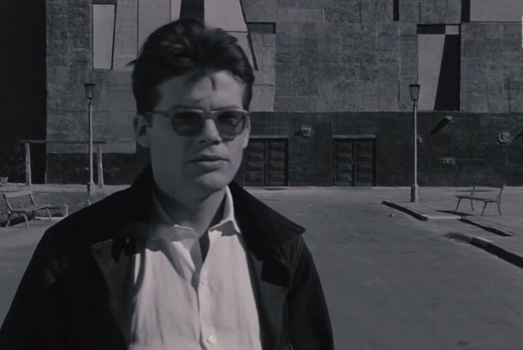 Kadr z filmu 'Do widzenia, do jutra'