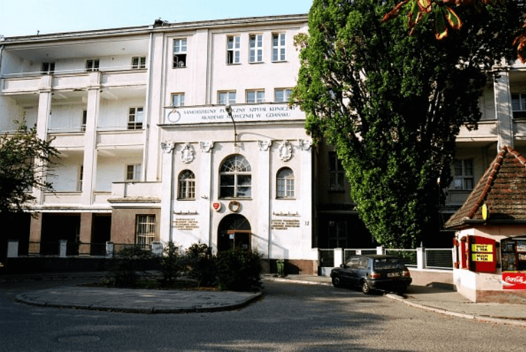 Szpital Kliniczny, miejsce narodzin noblisty