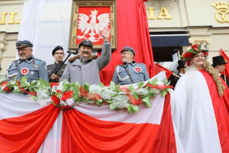 Przemówienie Marszałka Józefa Piłsudskiego