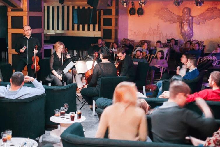 Chillout Classic - nietuzinkowy koncert muzyki klasycznej