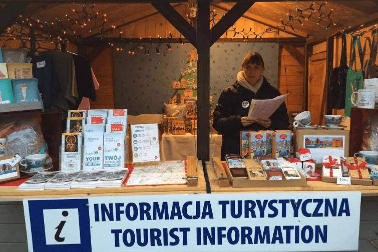 Informacja turystyczna-stoisko 24