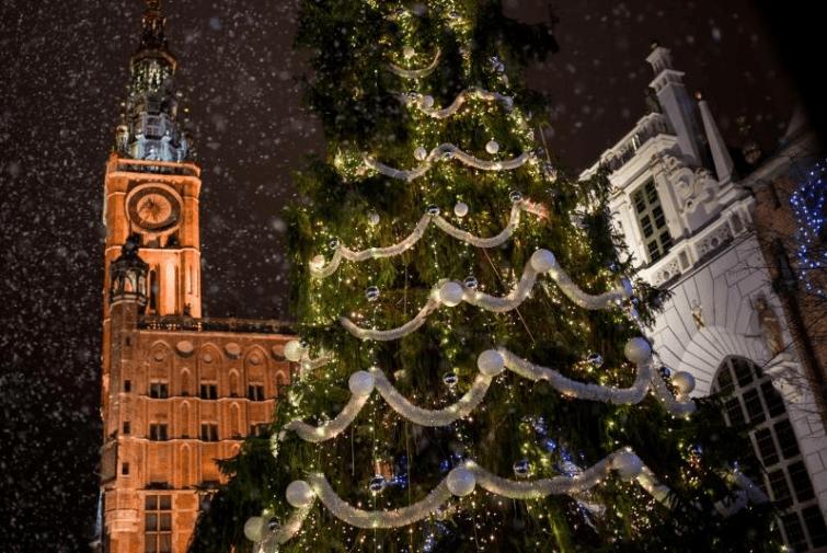 Tysiące lampek rozświetlają Gdańsk!