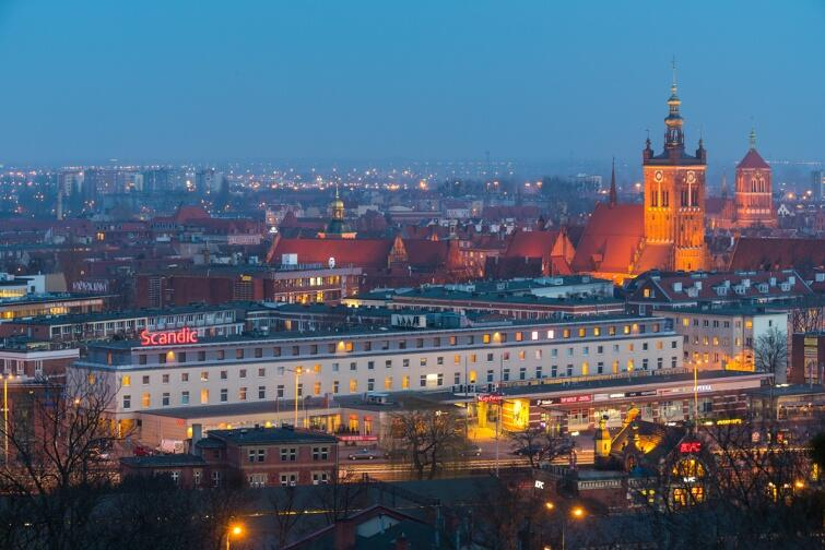 Hotel Scandic Gdańsk