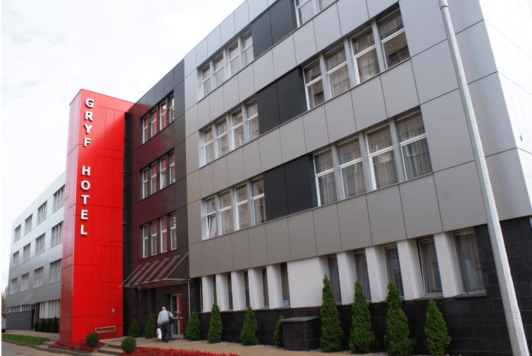 Hotel Gryf Gdańsk