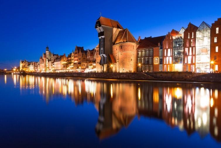 Gdańsk wsród najbardziej atrakcyjnych turystycznie miejsc