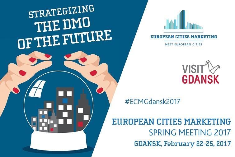 Wiosenne spotkanie European Cities Marketing w Gdańsku