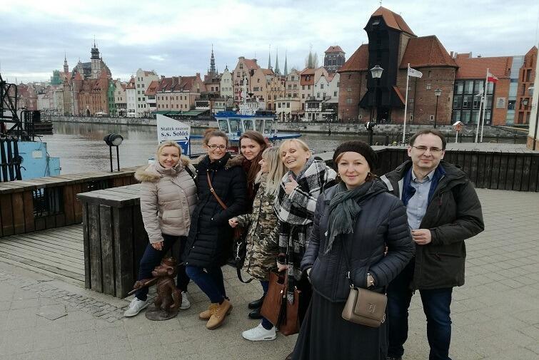 Gościliśmy grupę Mazurkas Travel