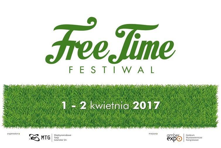 Przyjdź na Free Time Festiwal po najlepsze pomysły na urlop (i nie tylko)!