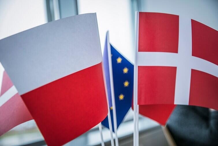 Seminarium biznesowe w duńskim Billund