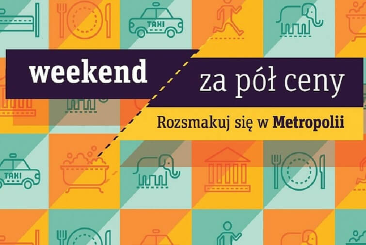 Zbliża się weekend za pół ceny!