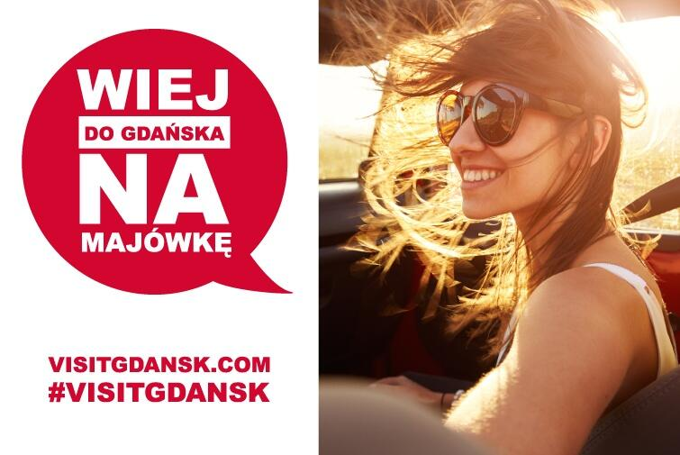 Wiej do Gdańska na majówkę!