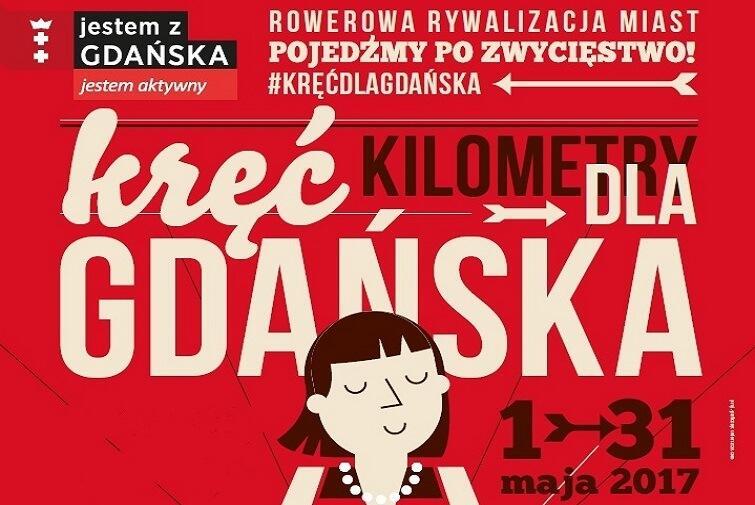 Kręć kilometry… dla Gdańska!